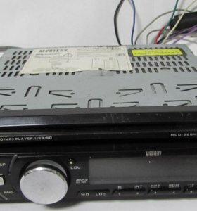 Автомагнитола Mystery MCD-568MPU
