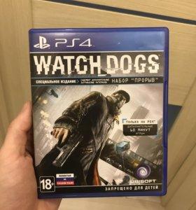 Игра Watch Dogs ps4