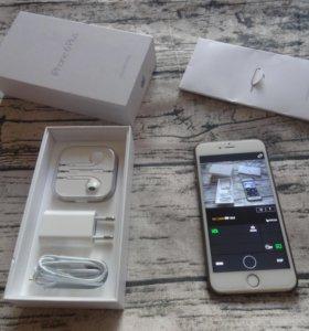 iPhone 6 Plus , 64 GB gold