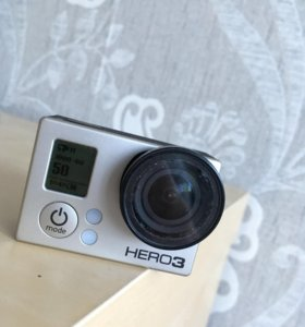 Gopro hero 3 black+комплект