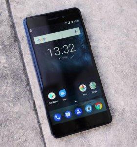 Смартфон Nokia 6 Dual Sim 2017