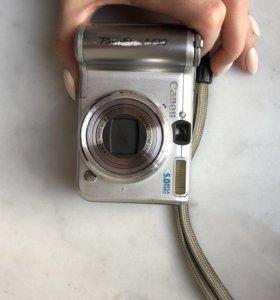 Canon power shot a610