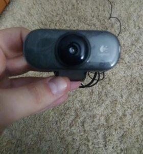 Вебкамера Logitech c210