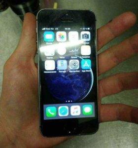 Iphone 5s 16g возможен торг или обмен