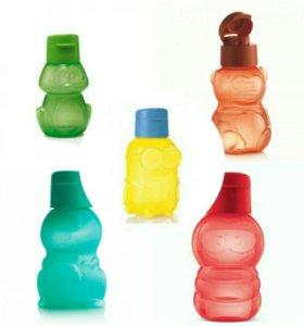 Таппервер детские бутылочки для воды