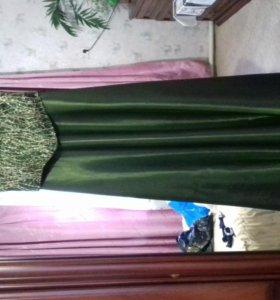 Платье вечернее цвет хамелеон (ТОРГ)