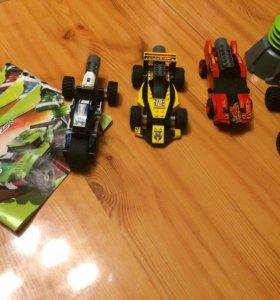 Конструктор Лего гонки