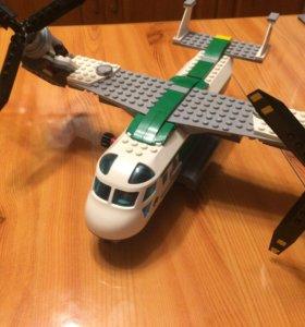 Конструктор Лего air cargo