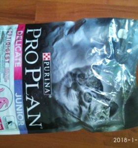 Корм для котят ProPlan 3 кг