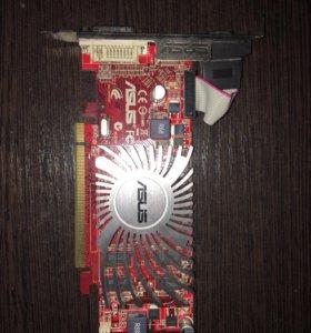 Видеокарта ASUS AMD Radeon HD6450