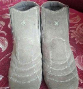 Ботинки демисезоные мужские новые р-р 44.2500