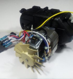 Электродвигатель и редуктор для мясорубки Scarlett