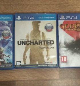 Продам игры для PlayStation 4