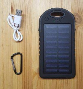 Charger Solar Power bank повербанк