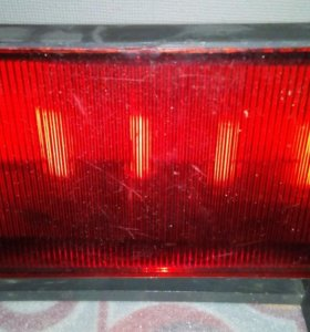 Красный светильник для печати фотографий