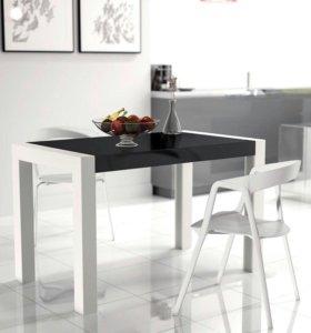 Обеденные столы - искусственный камень, массив