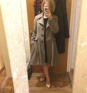 Пальто topshop xs