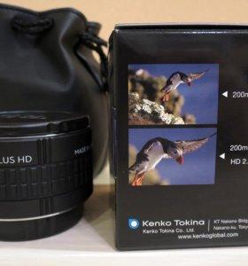 Kenko teleplus HD 2.0X DGX for Canon EOS EF/EF-S
