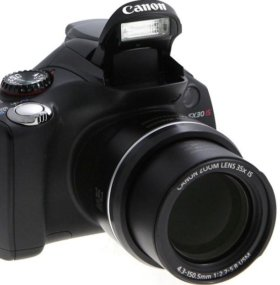 Canon SX-30 IS