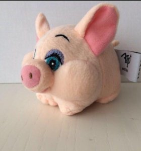 Свинка мягкая игрушка