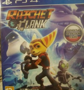 Ps 4 Ratchet and Clank