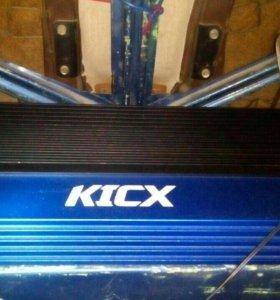 Усилитель KICX 4 120