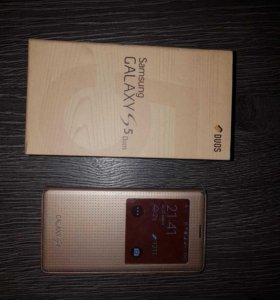 Samsung Galaxy S5 Duos SM-G900FD gold