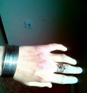 Браслет+кольцо