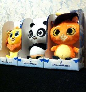 Игрушки DreamWorks