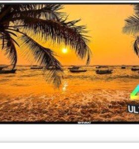 Телевизор Shivaki STV-55LED17 гарантия 1 год