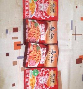 Соусы китайские