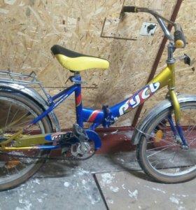 Велосипед РУСЬ