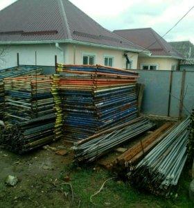 строительные леса Аренда строительн стоек