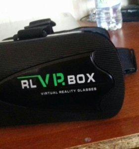 Очки вертуальной реальности