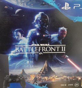 Sony playstation 4slim 1tb+battlefront 2