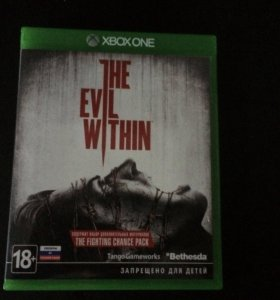Продам The Evil Within +2 DLC Новая