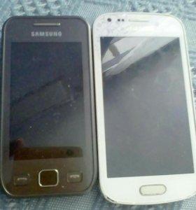 Два мобильника