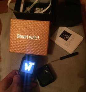 Умные часы Smart Watch K8 black