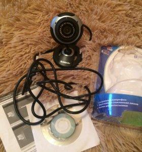 Вэб камера новая