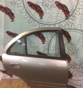 Дверь задняя правая Nissan Bluebird Sylphy