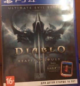 Diablo 3 для ps4
