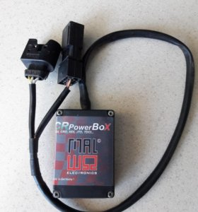 CR Powerbox mal w52 Чип тюнинг
