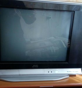Телевизор. JVC