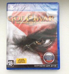 Игра для PS 4 God of war