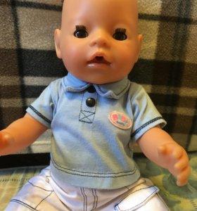 Кукла-пупс. Беби борн. Оригинал.