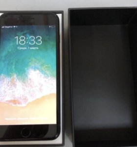 iPhone 7 Plus 128 гарантия Ростест