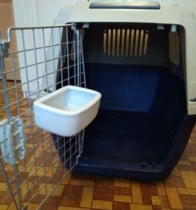 Переноска для собак (для авиаперевозок)