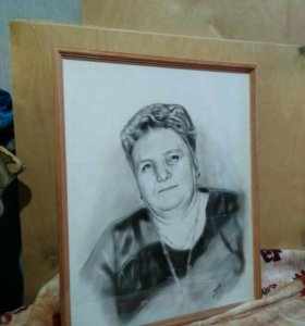 Портреты -картины на заказ