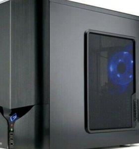 Игровой Компьютер [500gb+8gb+GTX 1050+Razen 3]