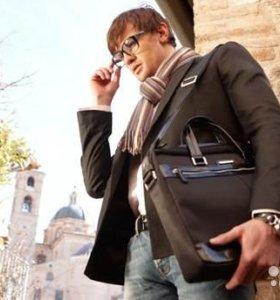 Мужские портфели francesco marconi(НОВЫЙ)